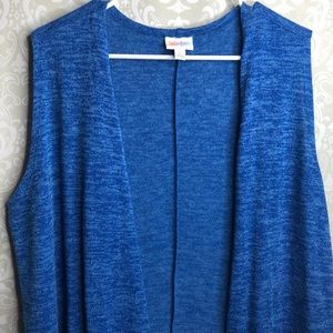 💙 LuLaRoe Joy Duster Vest